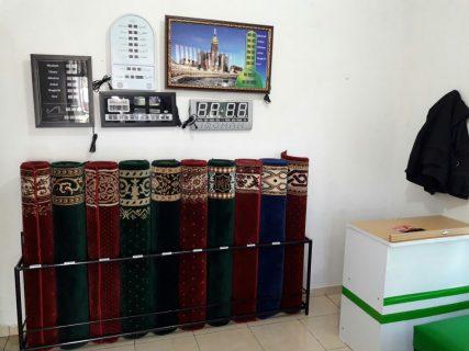 Karpet Masjid Roll Meteran Yogyakarta