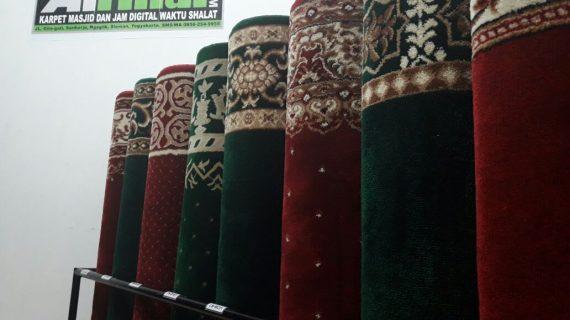 Karpet Masjid Yogyakarta Bantul Daerah Istimewa Yogyakarta
