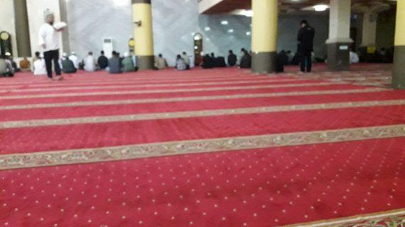 Karpet Masjid Bandung
