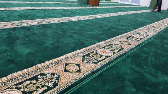 Karpet Masjid Banjar – Martapura