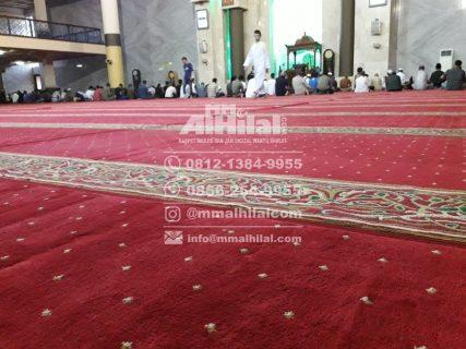 Karpet Masjid Banjarnegara