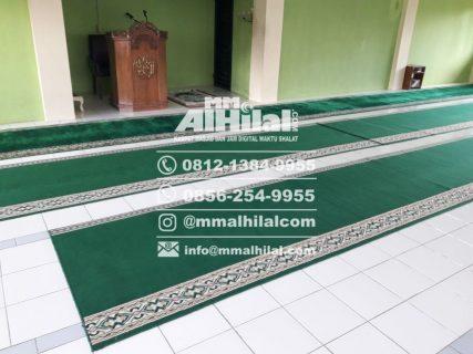 Karpet Masjid Hulu Sungai Selatan