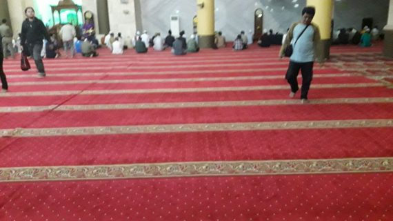 Karpet Masjid Surakarta