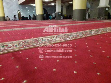 Karpet masjid cirebon