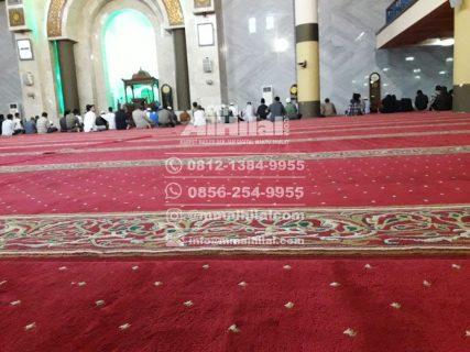 karpet masjid ciamis