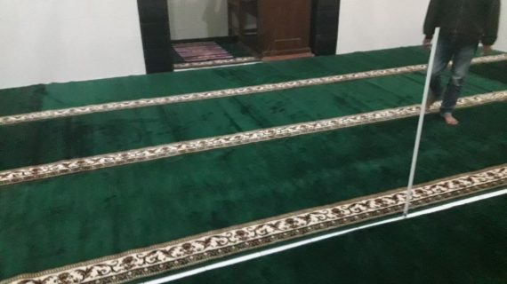 Karpet Masjid Hulu Sungai Utara – Amuntai