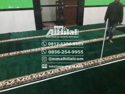 Karpet Masjid Hulu Sungai Utara