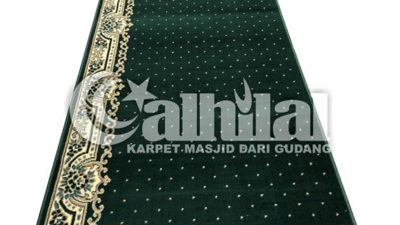 Jenis Karpet Masjid Seri Dubai