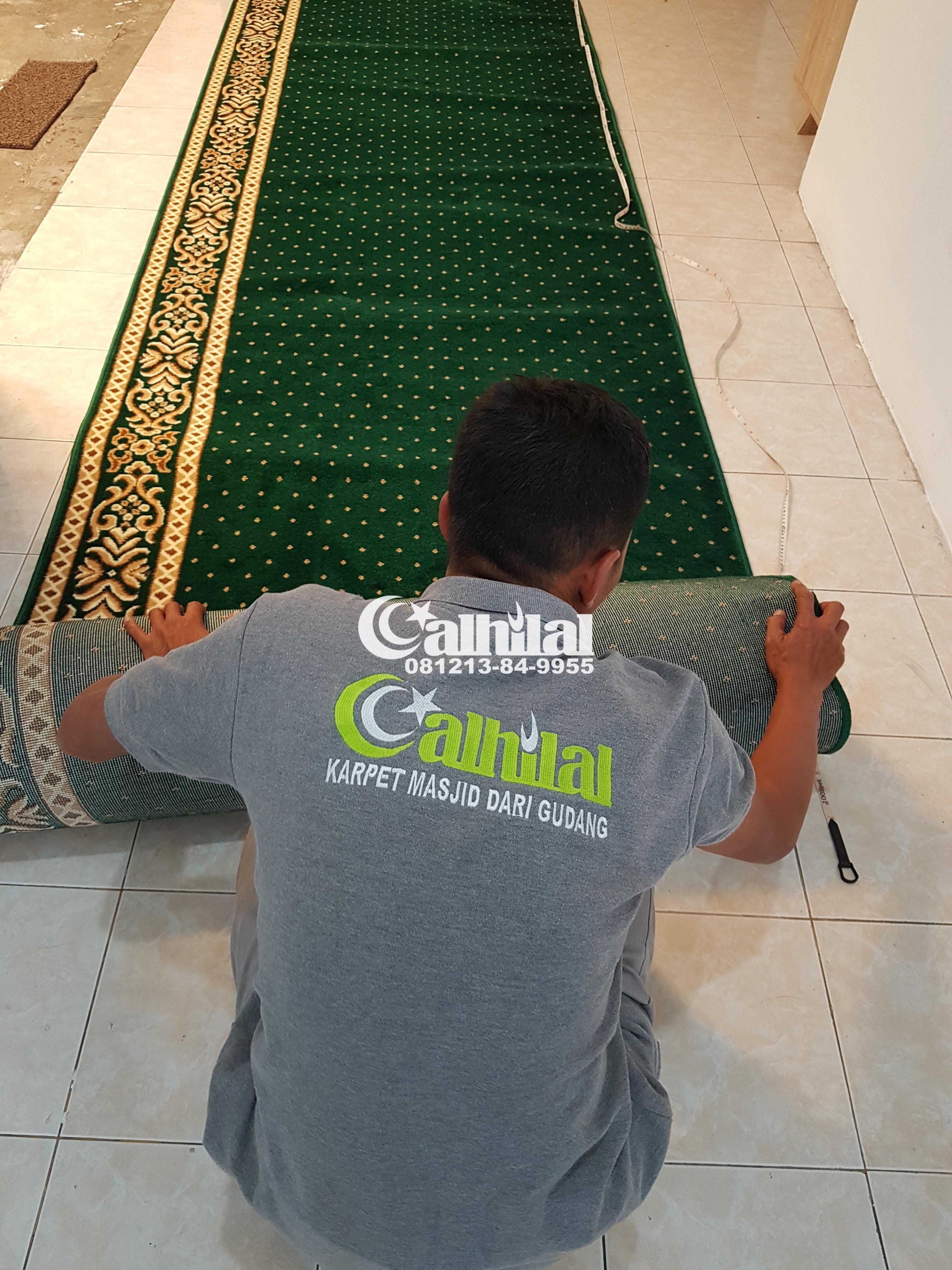 Harga Karpet Masjid Tipis