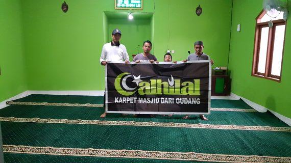 Karpet Masjid Surabaya Rungkut Menanggal
