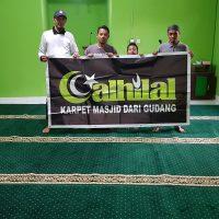 Toko karpet masjid sleman yogyakarta Al Hilal Carpets