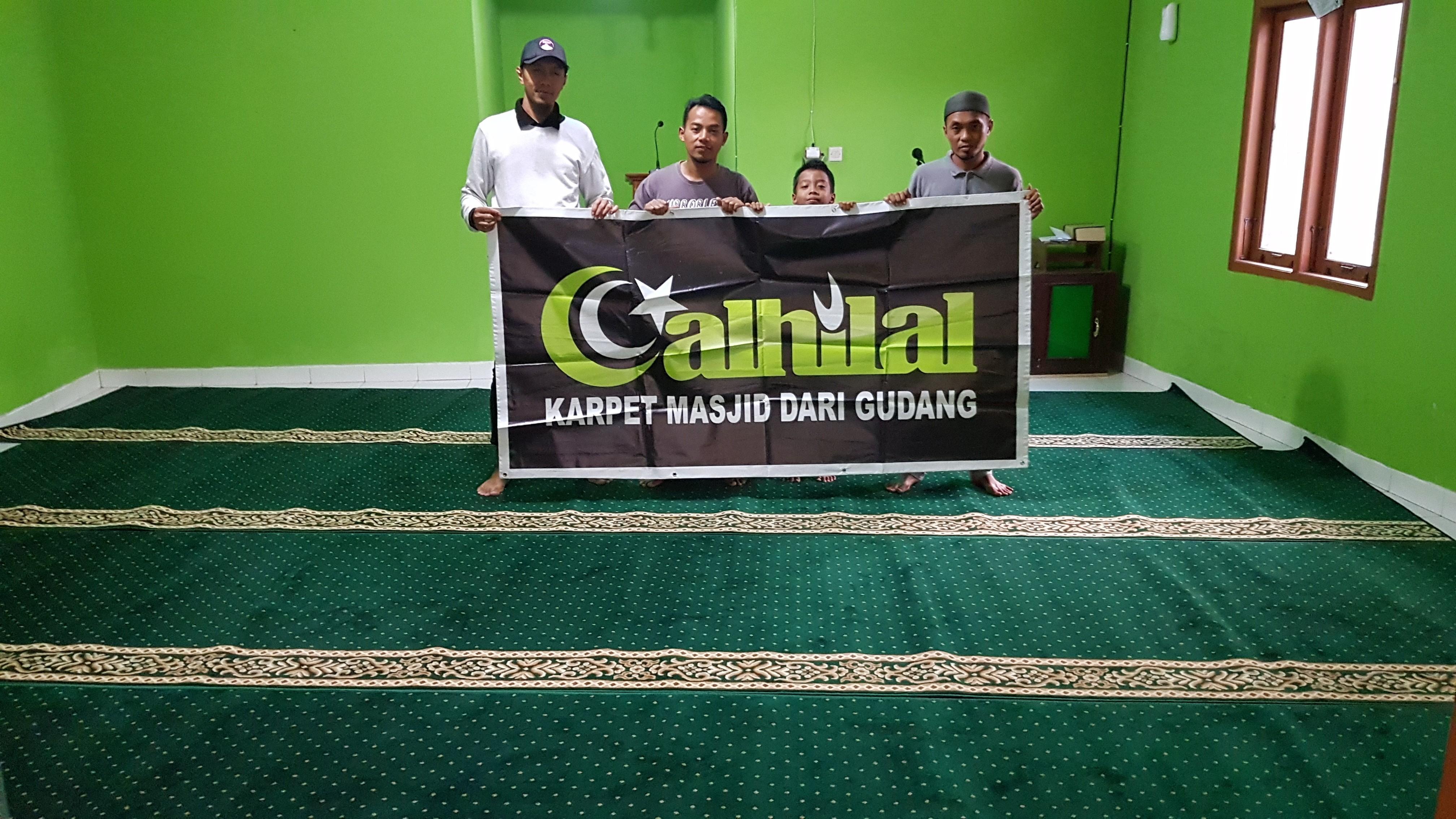 Toko karpet masjid sleman
