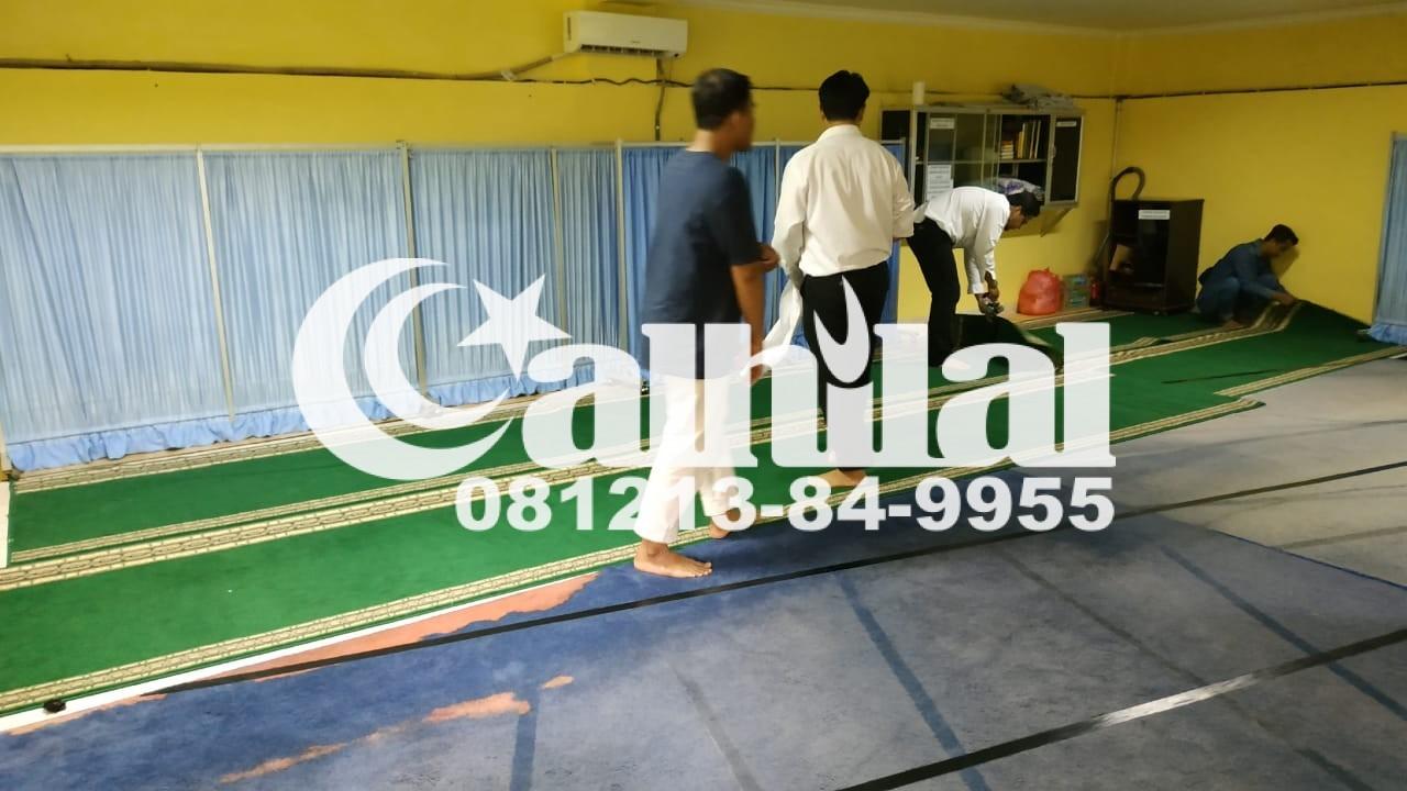 Musholla Kantor Pelayanan Pajak Pratama Ngawi