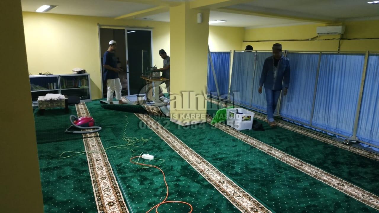 Karpet Masjid Tebal Seri TMGM